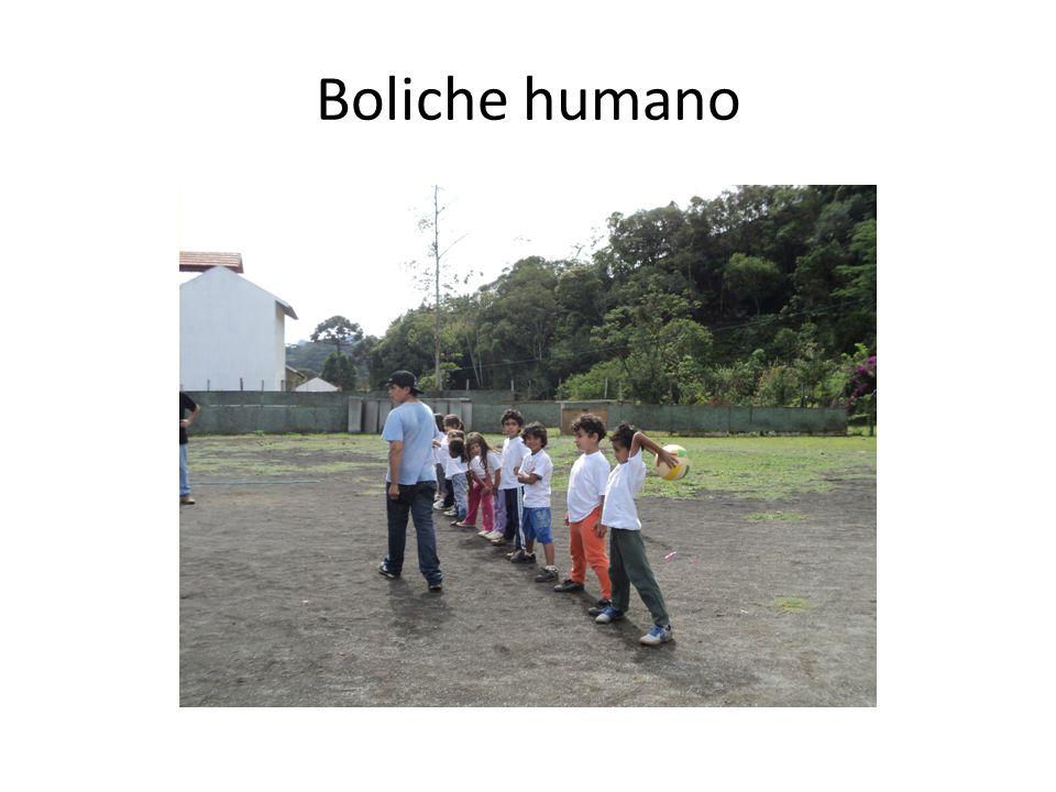 Boliche humano