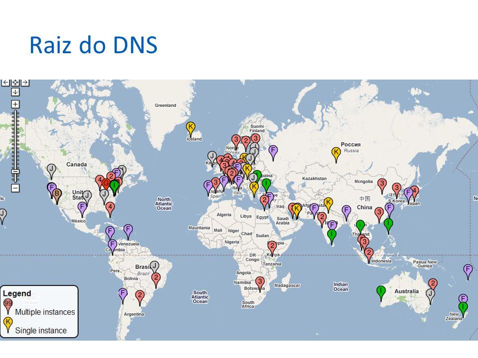 30 Raiz do DNS