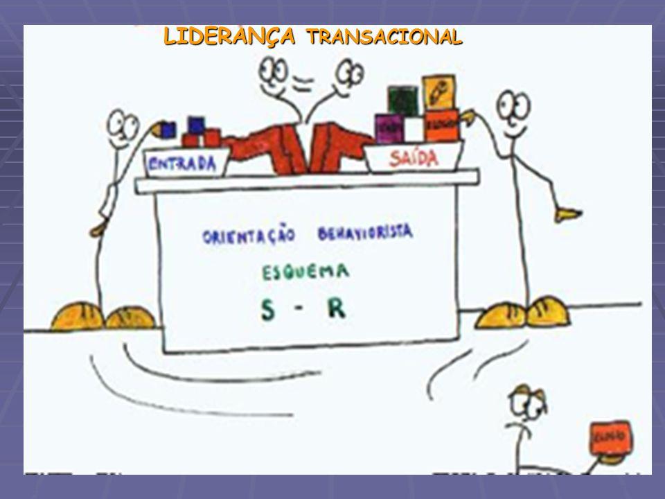 LIDERANÇA TRANSACIONAL CWB FGV/SP 2006