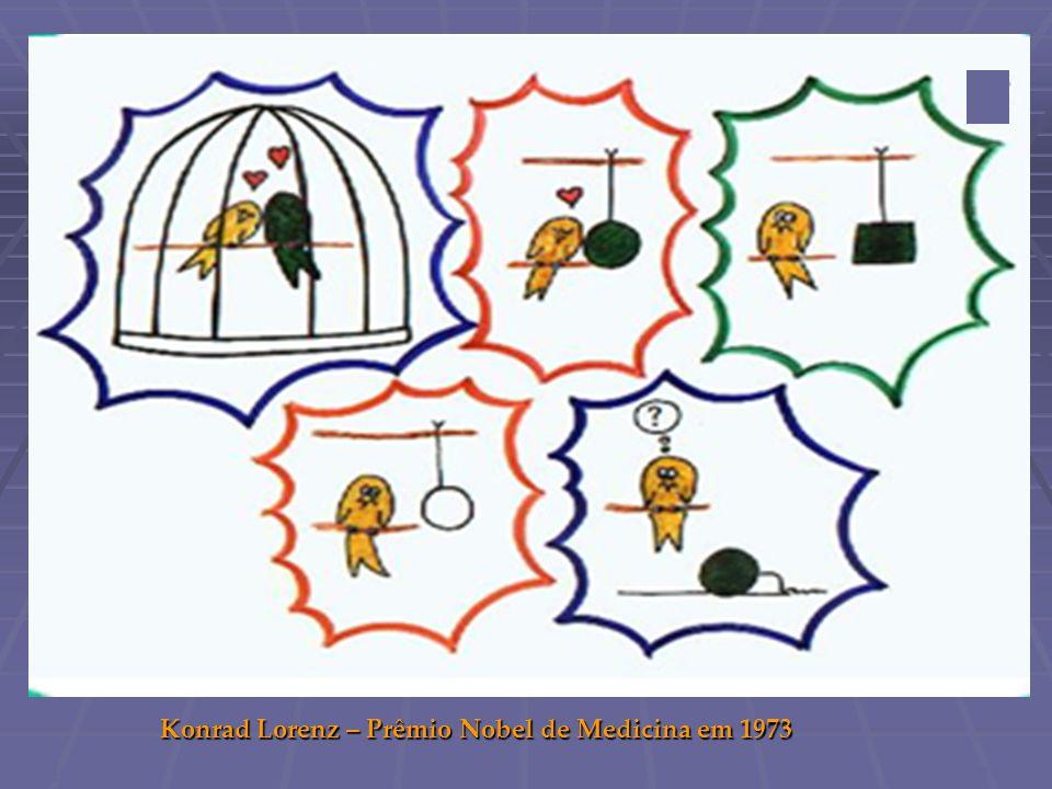 Konrad Lorenz – Prêmio Nobel de Medicina em 1973 CWB FGV/SP 2006