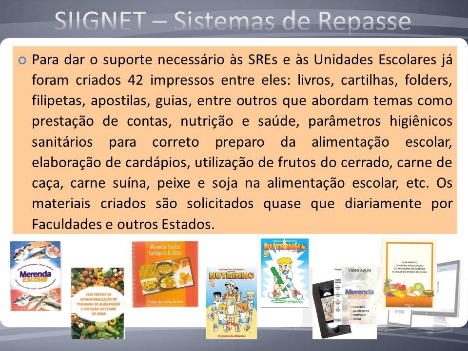 A GEMES desenvolve atividades de suporte, contempladas com o planejamento e elaboração de cardápios, instruções sobre aquisição de gêneros alimentício