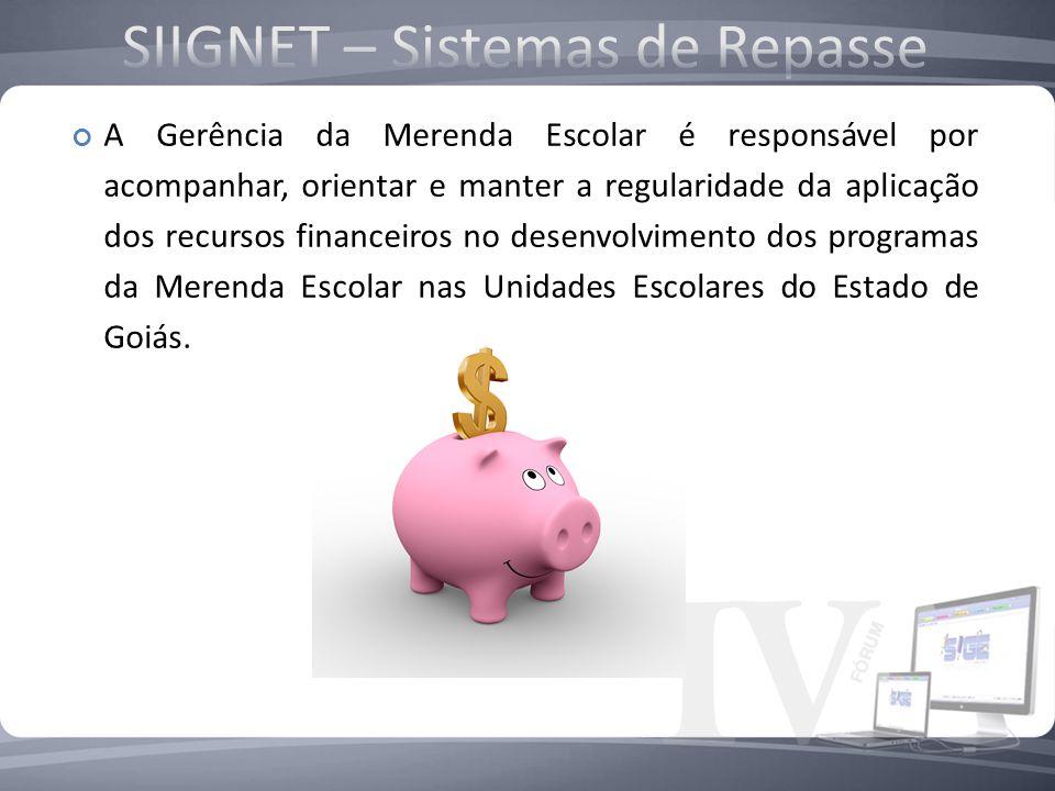 PRESTAÇÃO DE CONTAS Os recursos financeiros repassadas pela SEDUC destinados ao PNAE devem ser gastos dentro do exercício financeiro e a prestação de