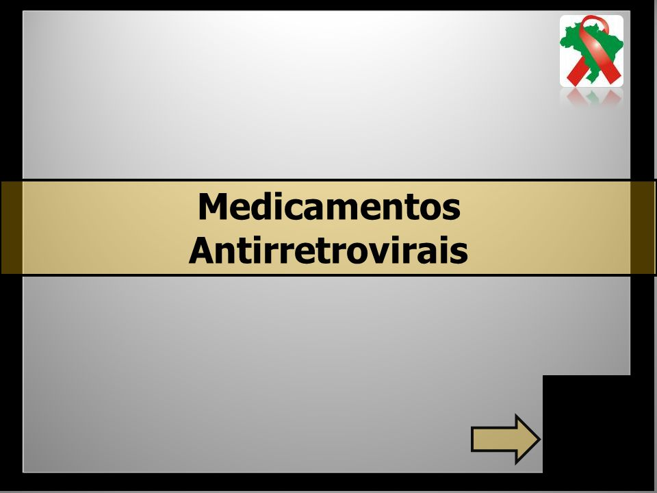 ITRN Abacavir (ABC) Didanosina (ddI) Lamivudina (3TC) Stavudina (d4T) Tenofovir (TDF) Zidovudina (AZT, ZDV) ITRNN Efavirenz (EFV) Etravirina (ETR) Nevirapina (NVP) IP Atazanavir (ATV) Darunavir (DRV) Fosamprenavir (FPV) Indinavir (IDV) Lopinavir (LPV) Ritonavir (RTV) Saquinavir (SQV) Tipranavir (TPV) Inibidor da Integrase Raltegravir (RAL) Inibidor de Fusão Enfuvirtida (ENF, T-20) 19 ARV