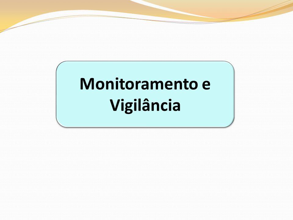 Monitoramento e Vigilância