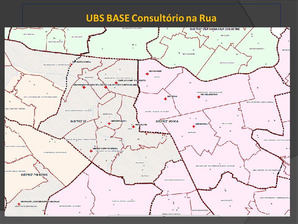 UBS BASE Consultório na Rua