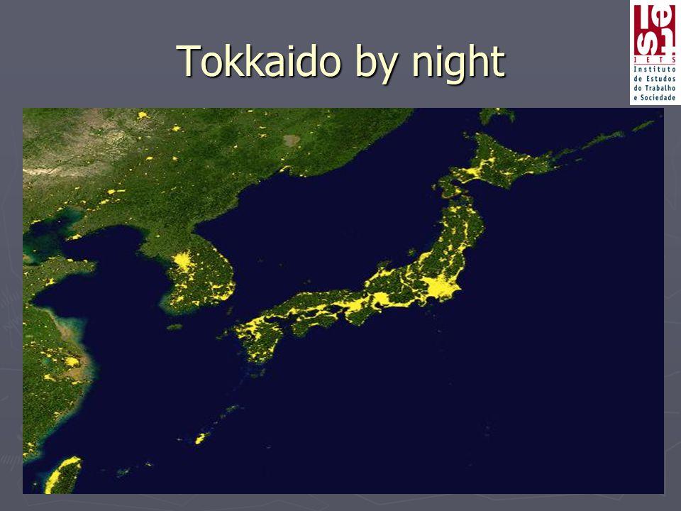 Tokkaido by night