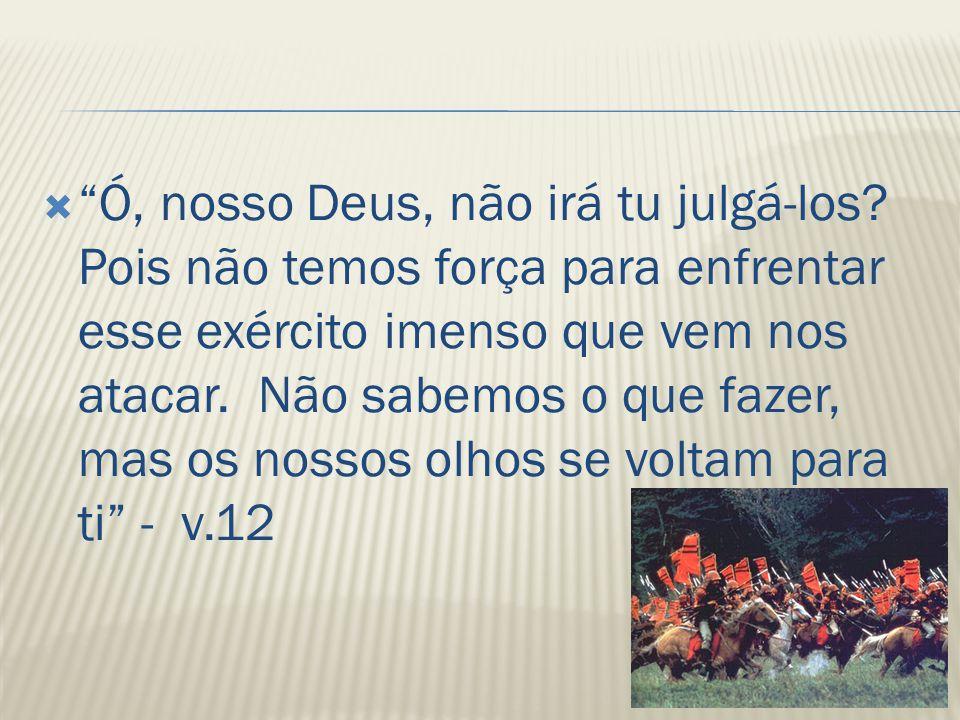  não por força nem por violência , mas pelo Espírito do Senhor (Zc 4.6).