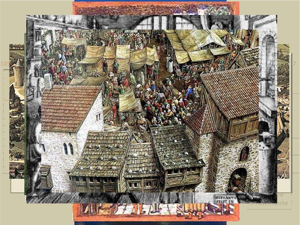 Crise do Século XIV Baixa Idade Média A desagregação do Feudalismo 109615171270 As Cruzadas Renascimento Comercial e Urbano 1139 Formação das Monarquias Nacionais Expansão Marítima 1415 Renascimento Cultural 13001348 Reforma Protestante 1453 Renascimento Comercial Crescimento da população aumento do consumo incentivo à produção Servos libertam-se dos feudos ocupação de cidades comércio e artesanato Comércio com o Oriente consequência das Cruzadas monopólio das cidades italianas Organização do comércio bancos Liga Hanseática Renascimento Urbano acompanha o crescimento do comércio e artesanato cidades submetidas aos senhores feudais cartas de franquias Corporações de Ofício Surgimento das Catedrais góticas