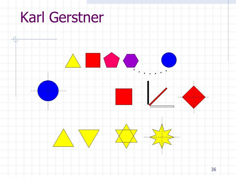 36 Karl Gerstner