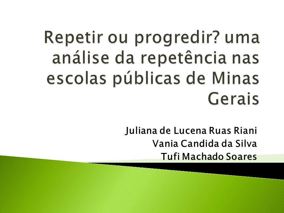 Juliana de Lucena Ruas Riani Vania Candida da Silva Tufi Machado Soares