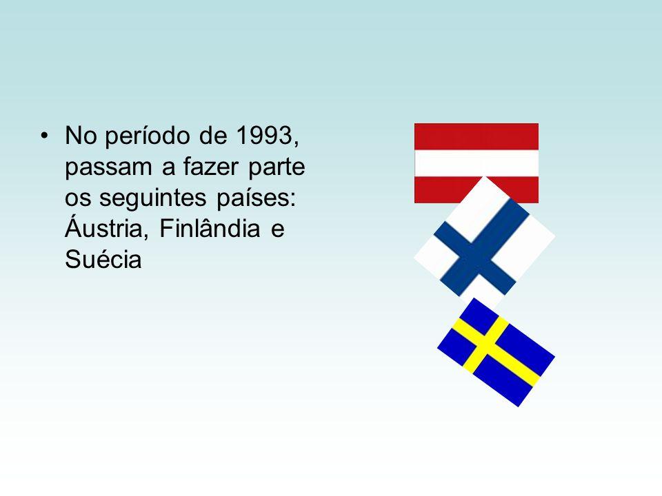 Em Maio de 2004 outros 10 países se juntaram à União Europeia, que são: Chipre, Estónia, Letónia, Lituânia, Malta, Polónia, República Checa, Eslováquia, Eslovénia e Hungria,