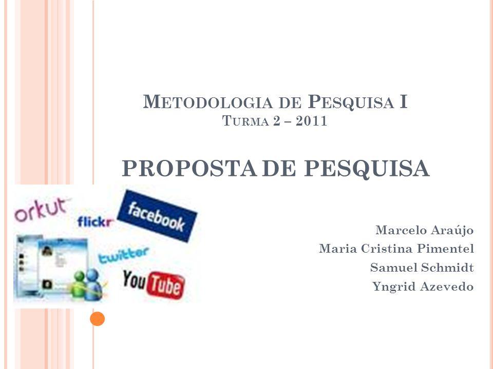 1.CAMPO: Comunicação Digital 2. ASSUNTO: Análises de Redes Sociais 3.