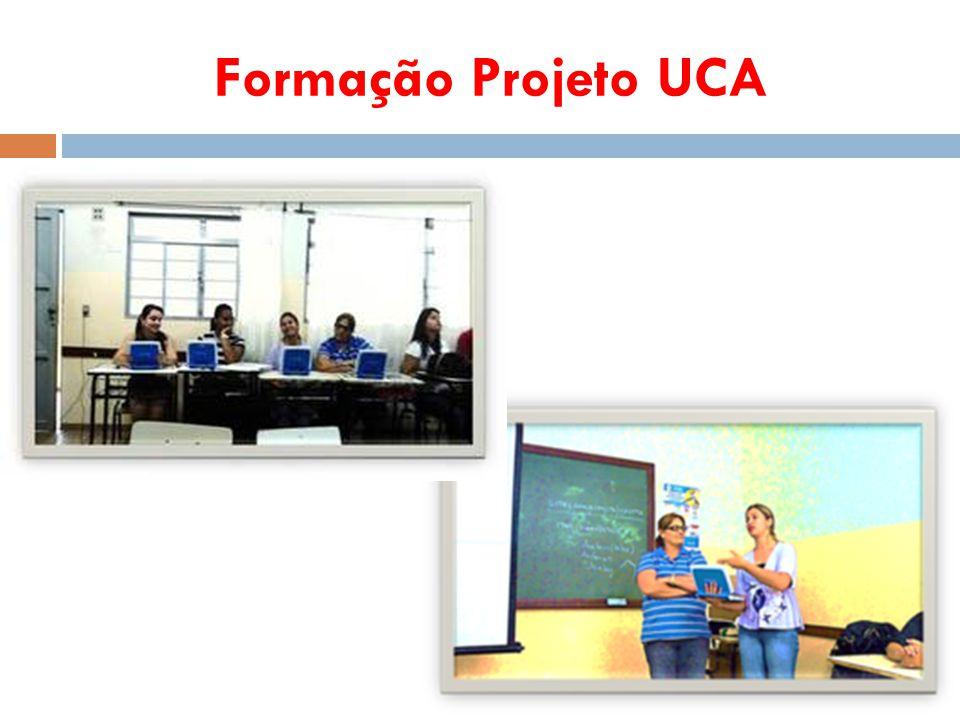 Formação Projeto UCA