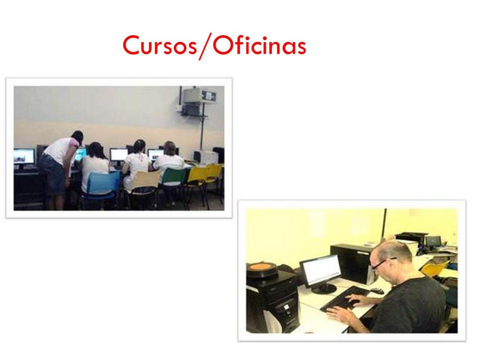 Cursos/Oficinas