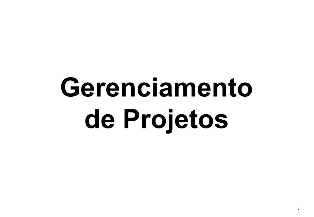 1 Gerenciamento de Projetos