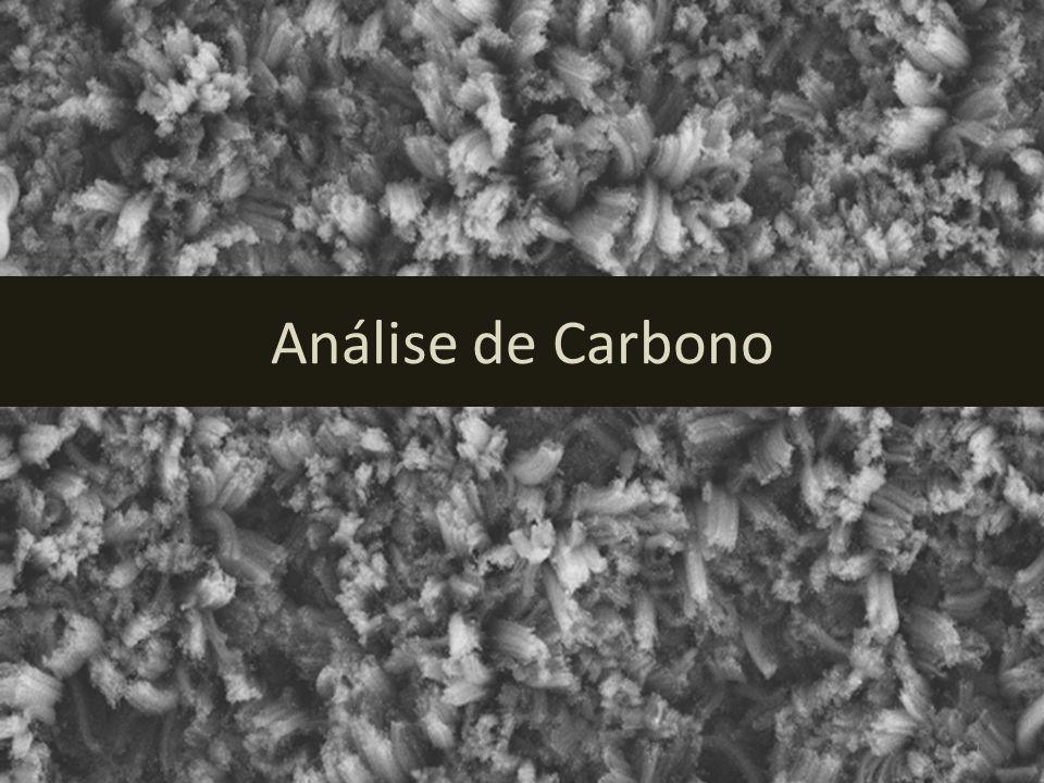 Análise de Carbono 1