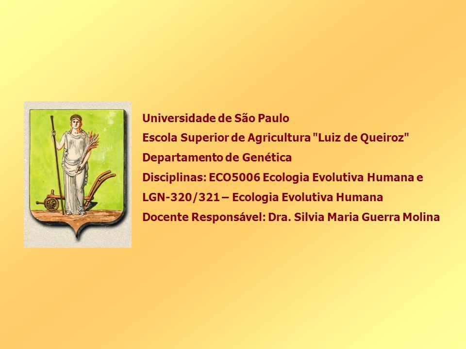 Universidade de São Paulo Escola Superior de Agricultura