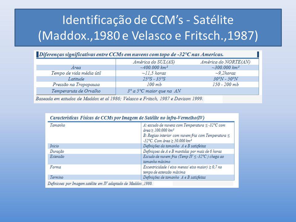 Imagem de Satélite Realçada e ForTracc 10/12/2010 - 03Z Imagens do GOES12