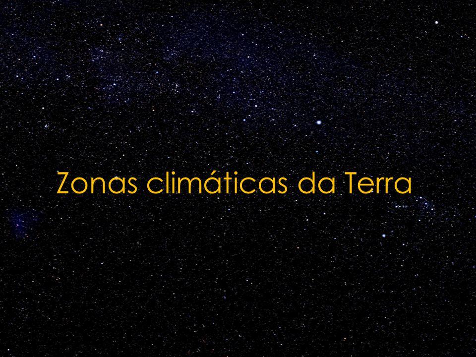 Zonas climáticas da Terra