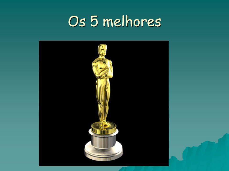 Os 5 melhores