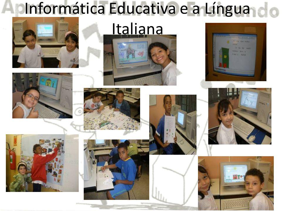 Informática Educativa e a Língua Italiana