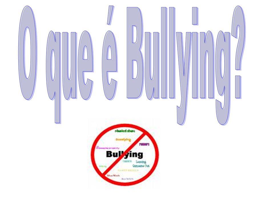 Bullying é como se caracterizam todas as formas de atitudes agressivas intencionais e recorrentes praticadas, sem uma motivação evidente, por crianças e adolescentes.