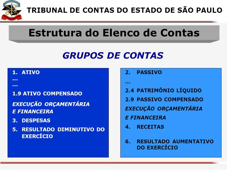 X 1 OPÇÃO PELO PADRÃO DA S.T.N.  LEI FEDERAL Nº 10.180/01 - SECRETARIA DO TESOURO NACIONAL - STN  UTILIZA UMA ESTRUTURA DE CONTAS APLICÁVEL TANTO PA