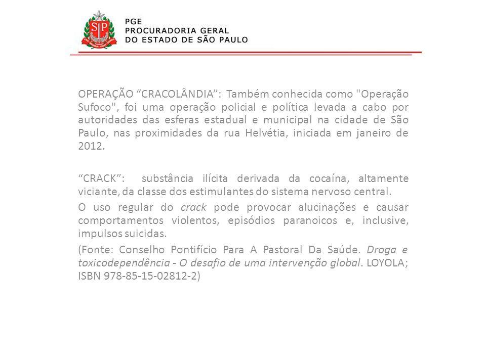 O CONSUMO DE CRACK É UM ILÍCITO OU UMA DOENÇA.
