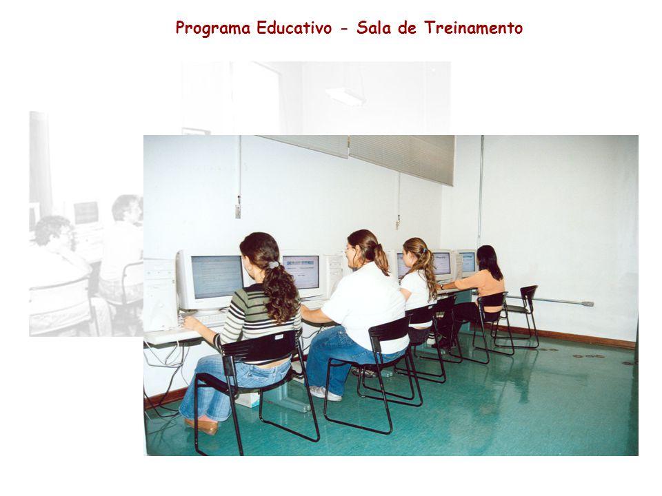 Programa Educativo - Sala de Treinamento