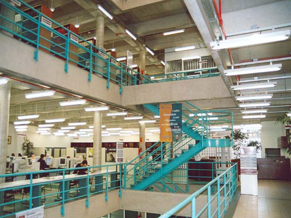 Sala de Teses e Memória Bibliográfica da FSP Térreo inferior