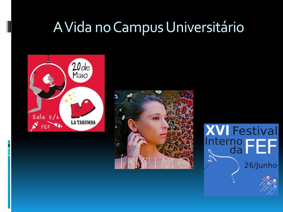 A Vida no Campus Universitário