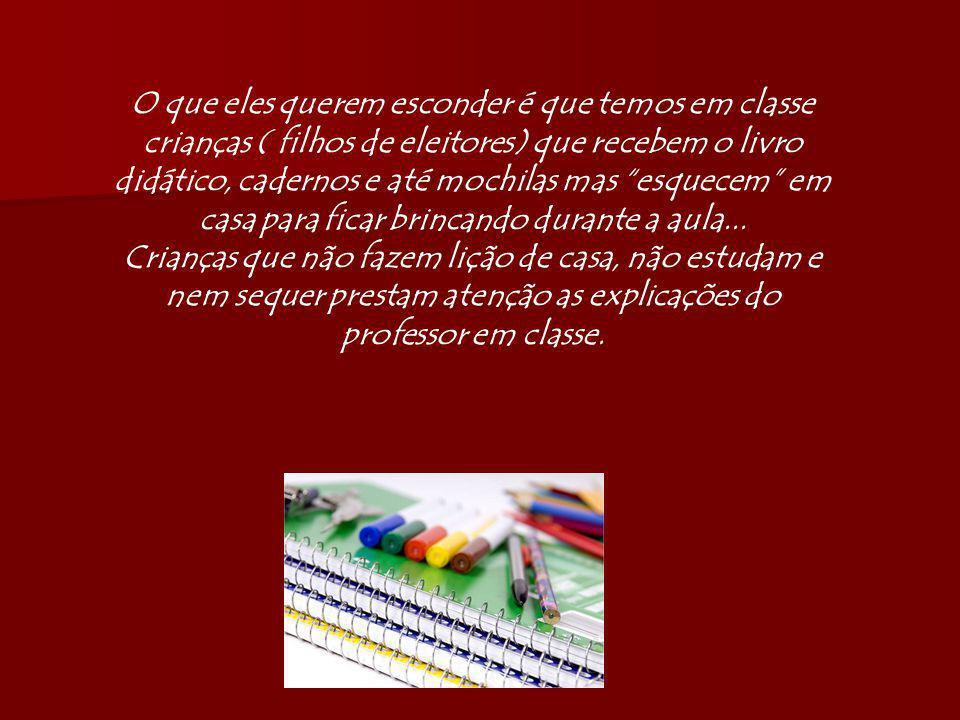 A Secretaria da Educação do Estado de São Paulo surge em cena alegando que o aluno que temos é assim mesmo e que os professores precisam aprender a en