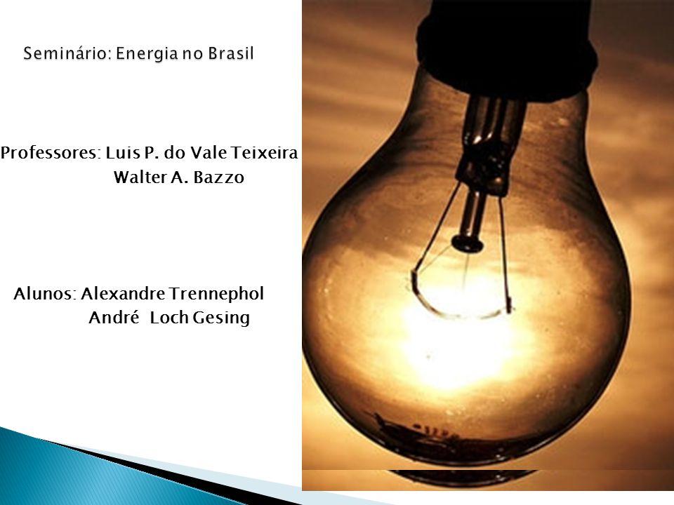 Alunos: Alexandre Trennephol André Loch Gesing Professores: Luis P.