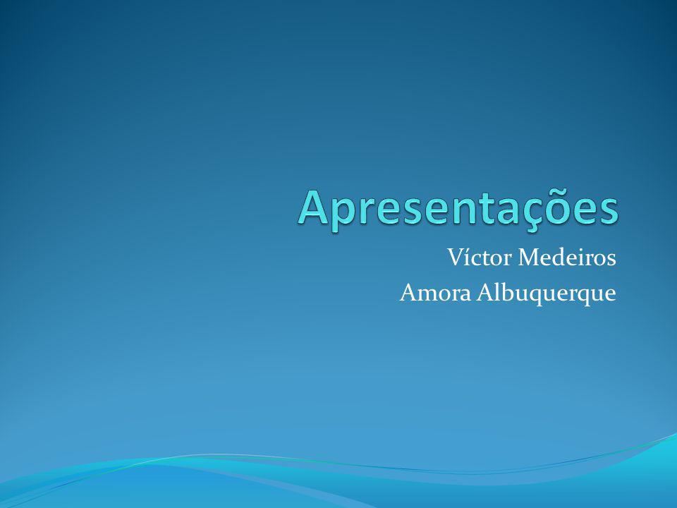 Víctor Medeiros Amora Albuquerque