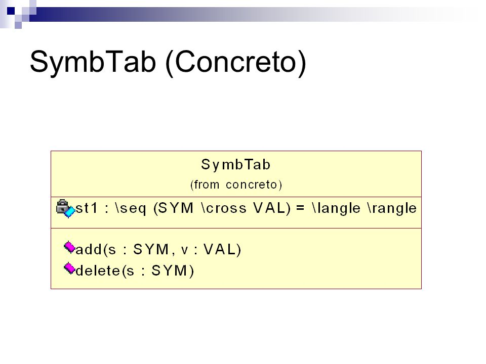 SymbTab (Concreto)