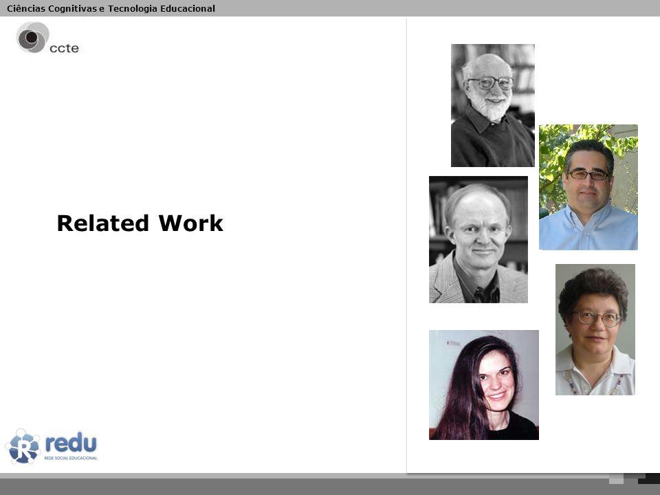 Ciências Cognitivas e Tecnologia Educacional Related Work