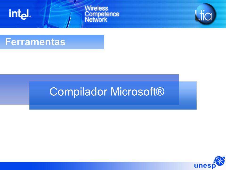 Ferramentas Compilador Microsoft®