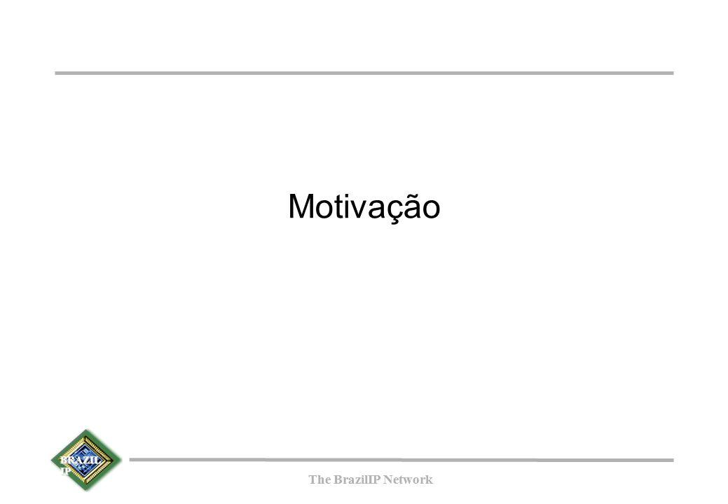 BRAZIL IP The BrazilIP Network BRAZIL IP The BrazilIP Network Verificação funcional Engenheiros da Motorola no SBCCI 2002: Estamos procurando trabalhos sobre verificação Novas metodologias em 2006: VMM, AVM, OVM,...