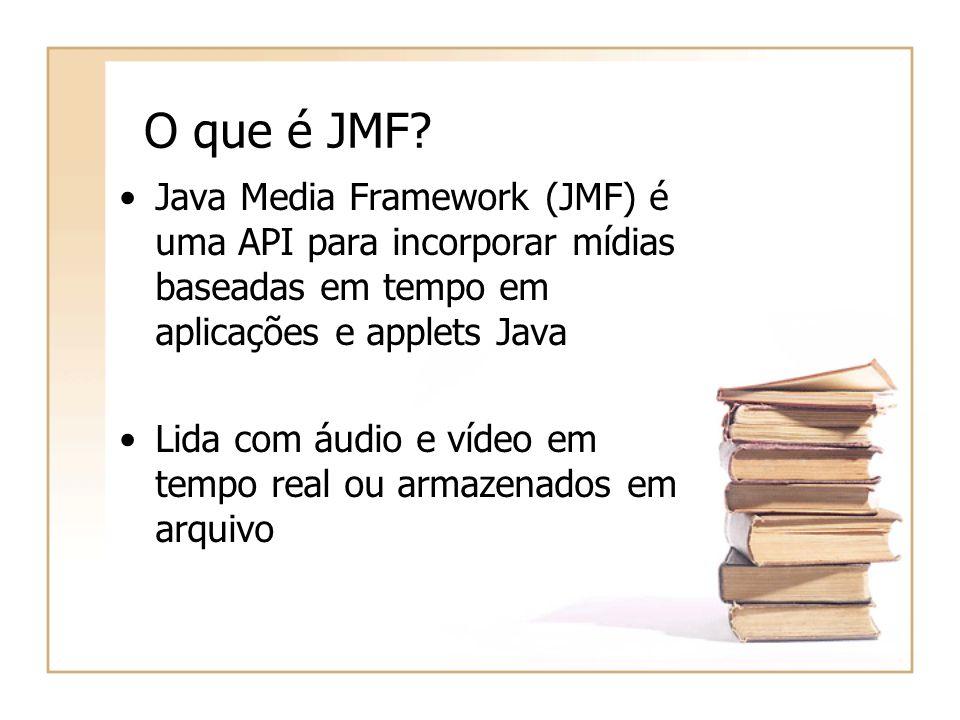 O que é JMF.