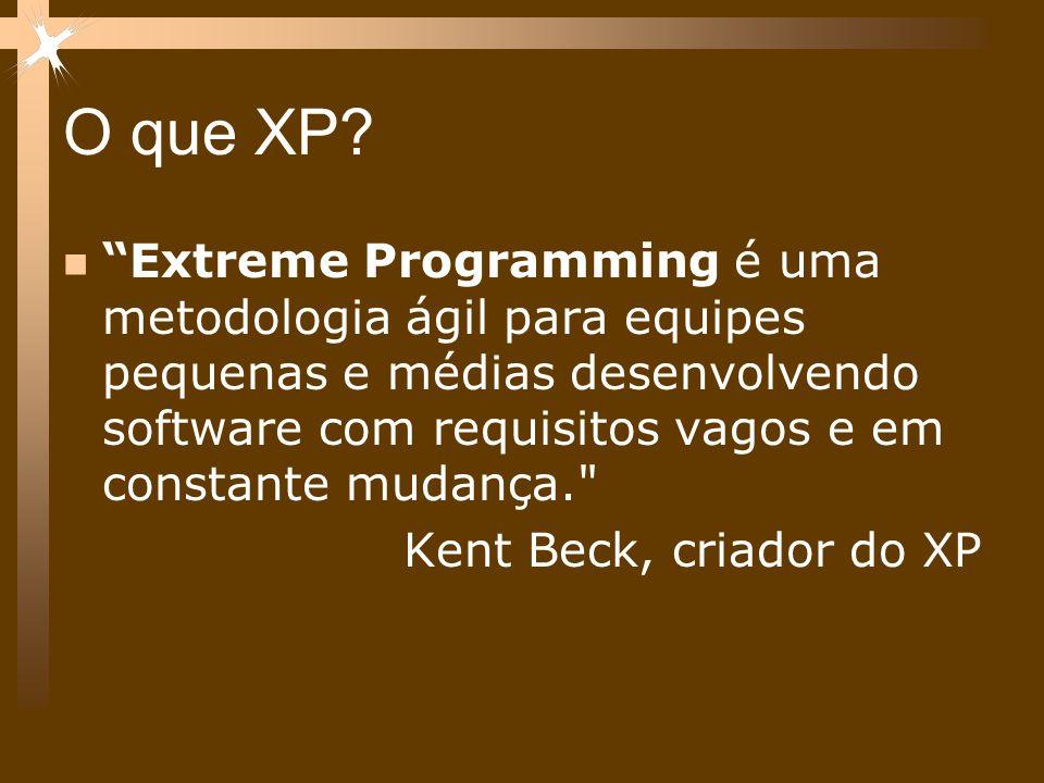 O que XP.
