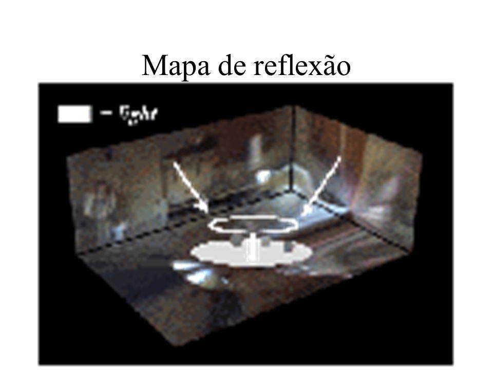 Mapa de reflexão