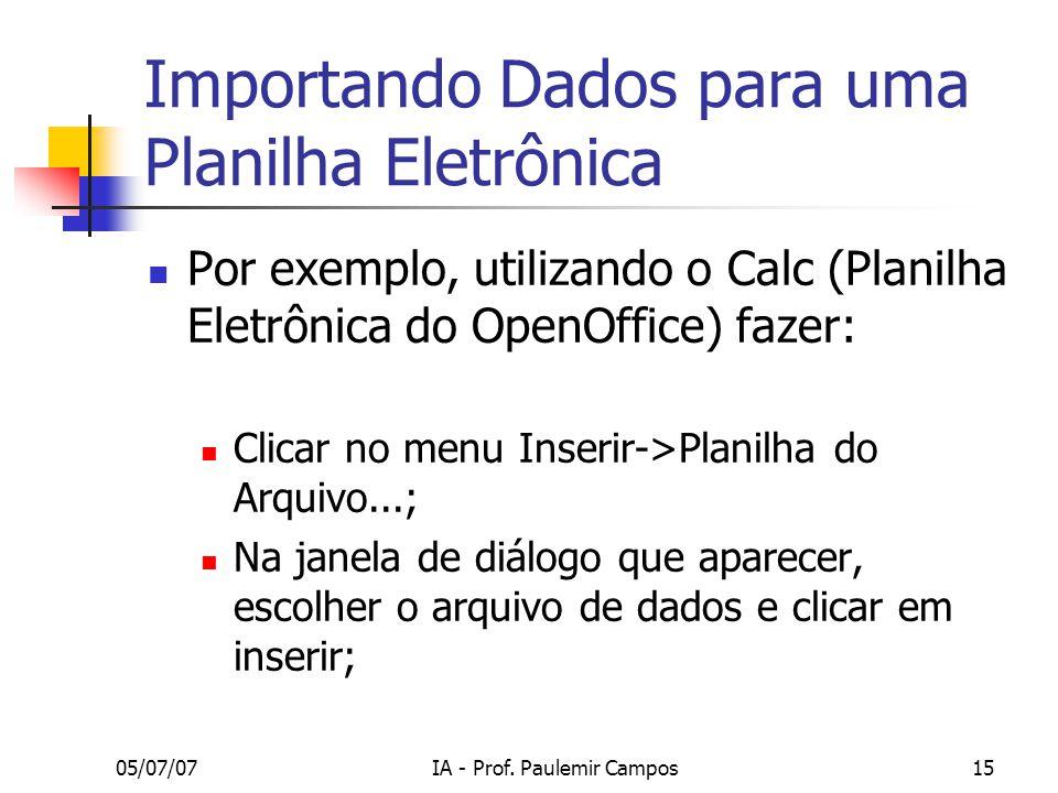 05/07/07IA - Prof.