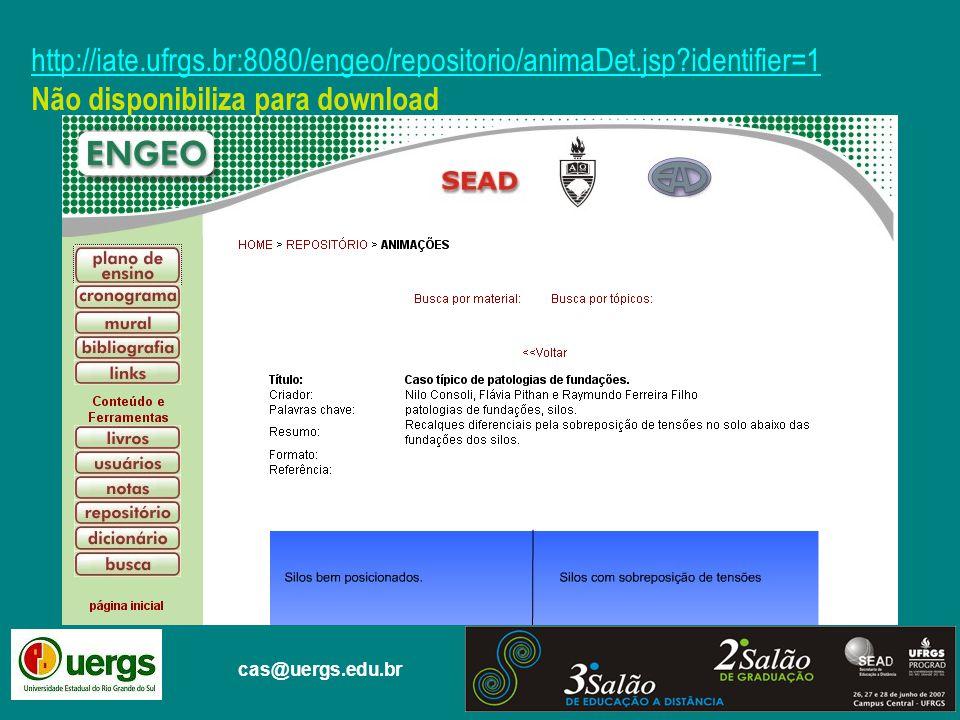 http://iate.ufrgs.br:8080/engeo/repositorio/animaDet.jsp?identifier=1 Não disponibiliza para download