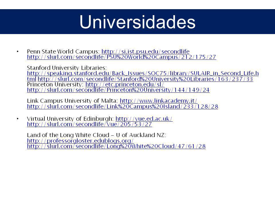 Universidades