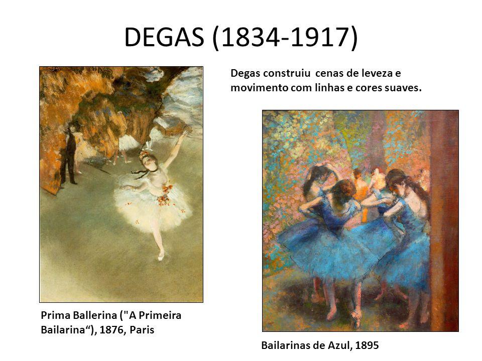 DEGAS (1834-1917) Prima Ballerina (
