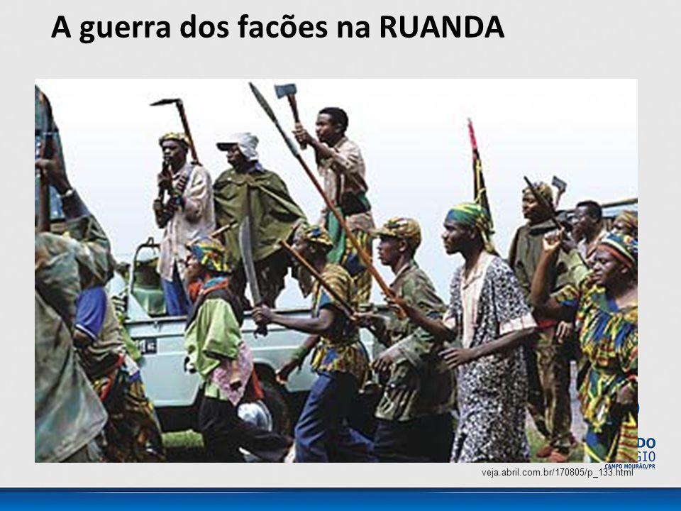 A guerra dos facões na RUANDA veja.abril.com.br/170805/p_133.html