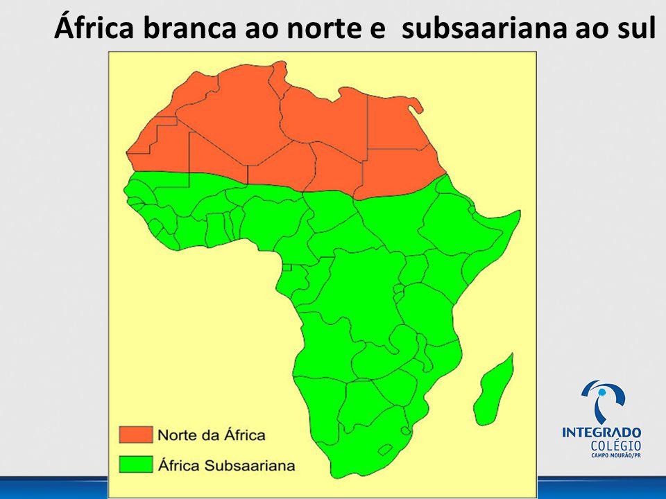 África branca ao norte e subsaariana ao sul www.jornallivre.com.br158872africa-subsaria