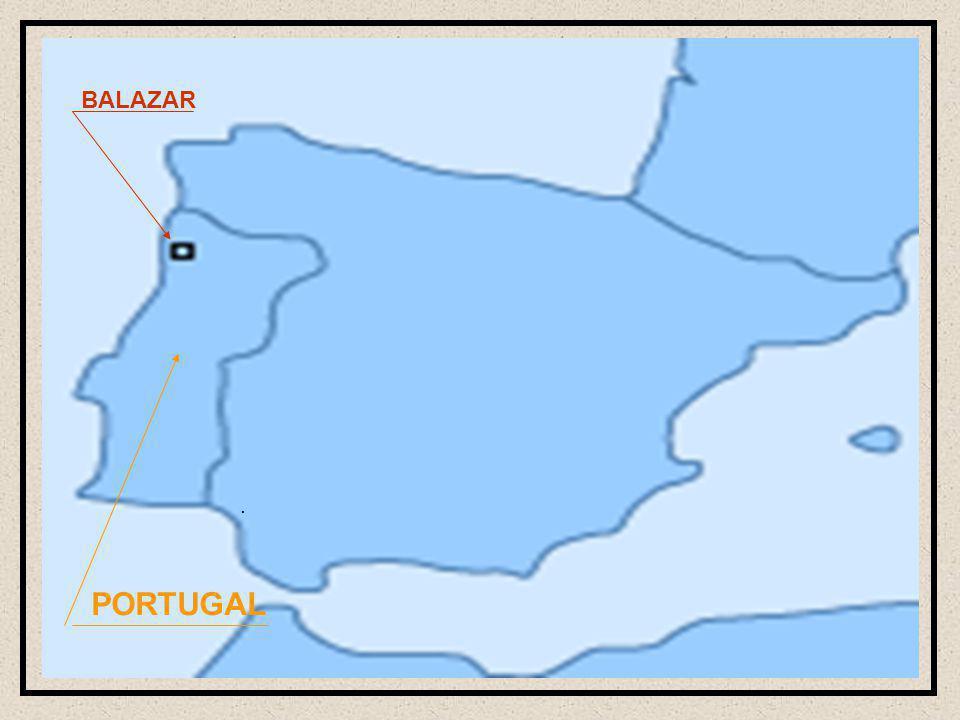 5 BALAZAR PORTUGAL.