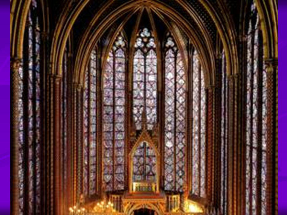 Pintura (Idade Média) Preocupa-se em transmitir valores religiosos através da técnica dos afrescos nas grandes decorações murais.