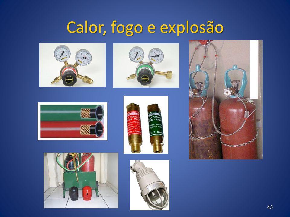 Calor, fogo e explosão 43